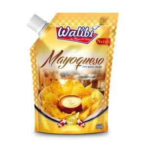 mayoqueso 200g walibi - aliexperu